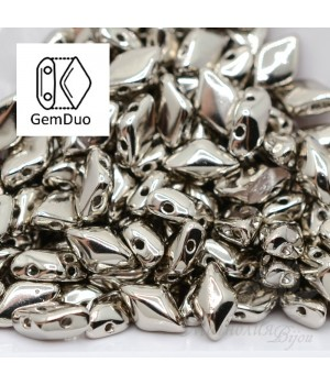 "GemDuo ""Nickel Plate"" 8 : 5мм, 5 грамм"