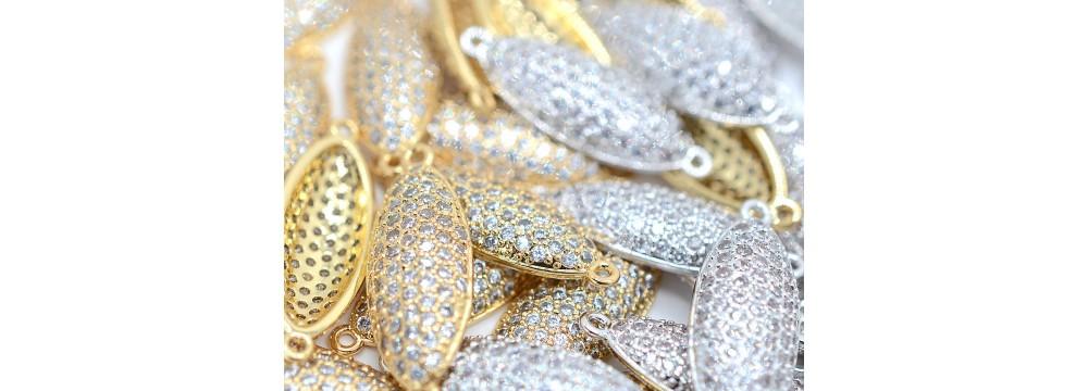 Gold plated и Gold filled - в чем разница? Это нужно знать каждому мастеру создающему ювелирную бижутерию!
