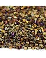 Hexagon 2Cut 11C-188 Purple Gold Iris, 5 грамм