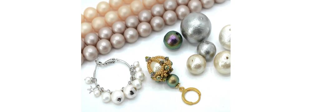 "Сравним Хлопковый жемчуг и жемчуг Shell Pearl(""Майорка"")?"