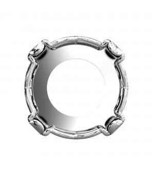 1088/S Оправа для Xirius Chaton SS39 8.29мм, томпак/родий