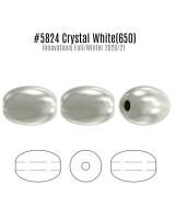 Жемчуг Swarovski рис 4мм White(650), 20 штук