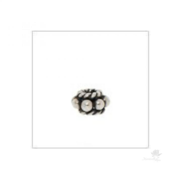 СПЕЙСЕР серебро 925 пробы 4мм(3204)