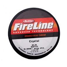 Crystal Fireline 8lb 0.009'', катушка 50 ярдов