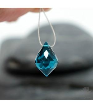 Синий кварц (Teal Blue Quartz)