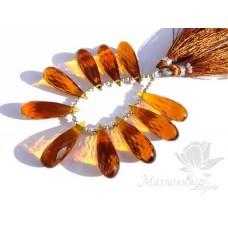 МЕДОВЫЙ КВАРЦ (Honey Quartz)