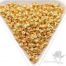 "MiniDuo ""Золото 24 карата"", 2 : 4мм, 5 грамм"