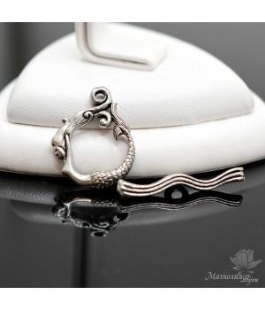 "ТОГЛ ""Русалка"", античное серебро"