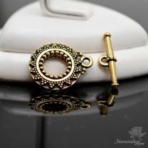 """ТОГЛ """"Бали"""", античное золото"""