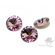 Rivoli 14mm LIGHT AMETHYST