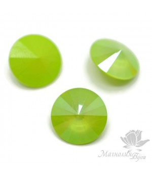 Rivoli 14mm CRYSTAL LIME